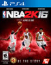 PS4: NBA 2K16 (NM) (COMPLETE)
