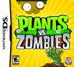 NDS: PLANTS VS ZOMBIES (BOX)