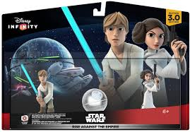 FIG: DISNEY INFINITY 3.0: RISE AGAINST THE EMPIRE PLAY SET (STAR WARS) (NEW)