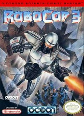 NES: ROBOCOP 3 (GAME)