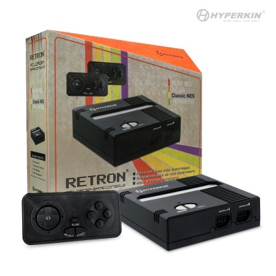 .NES: CONSOLE - RETRON 1 - BLACK (NEW)