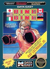 NES: RING KING (GAME)