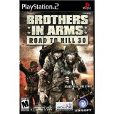 PS2: BROTHERS IN ARMS: ROAD TO HILL 30 (COMPLETE)