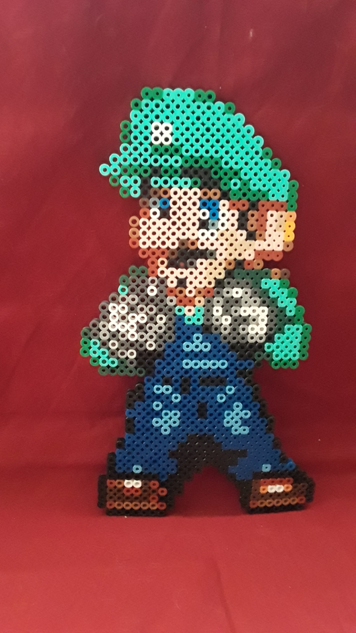 PRL: LUIGI WALL HANGING (NEW)