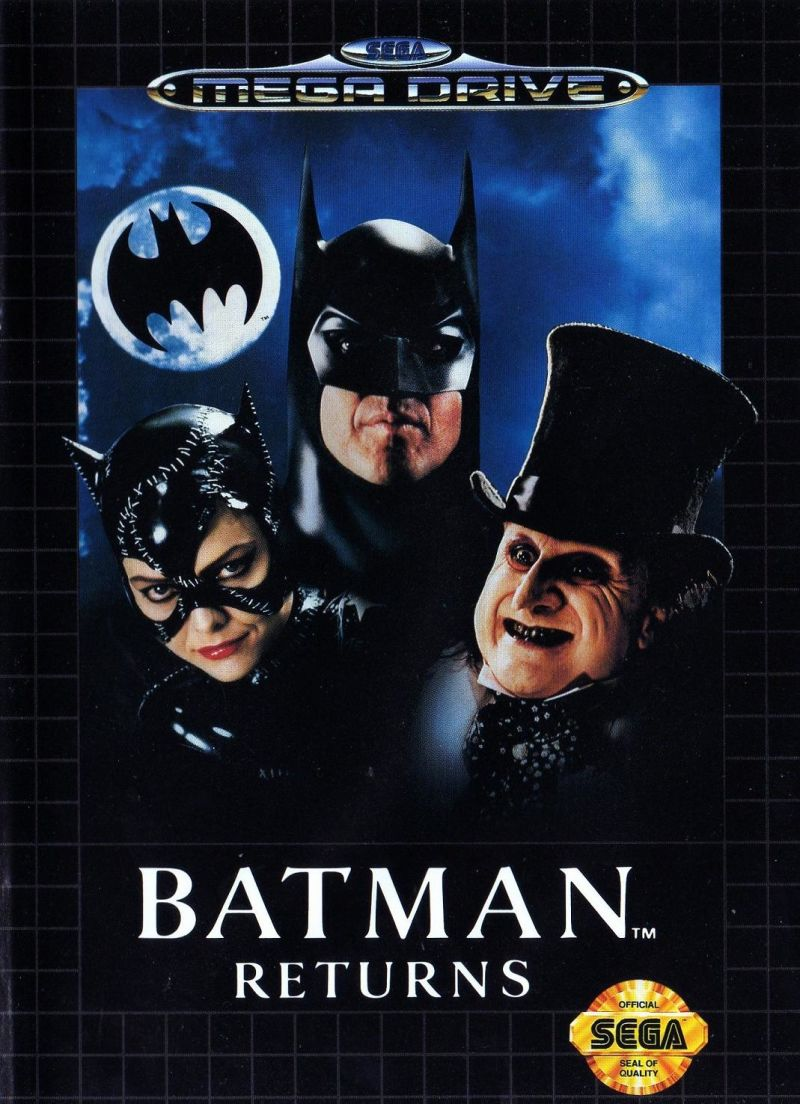 SG: BATMAN RETURNS (GAME)