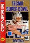 SG: TECMO SUPER BOWL (WORN LABEL) (GAME)