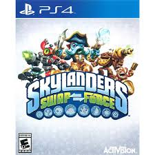 PS4: SKYLANDERS SWAP FORCE (SOFTWARE ONLY) (COMPLETE)