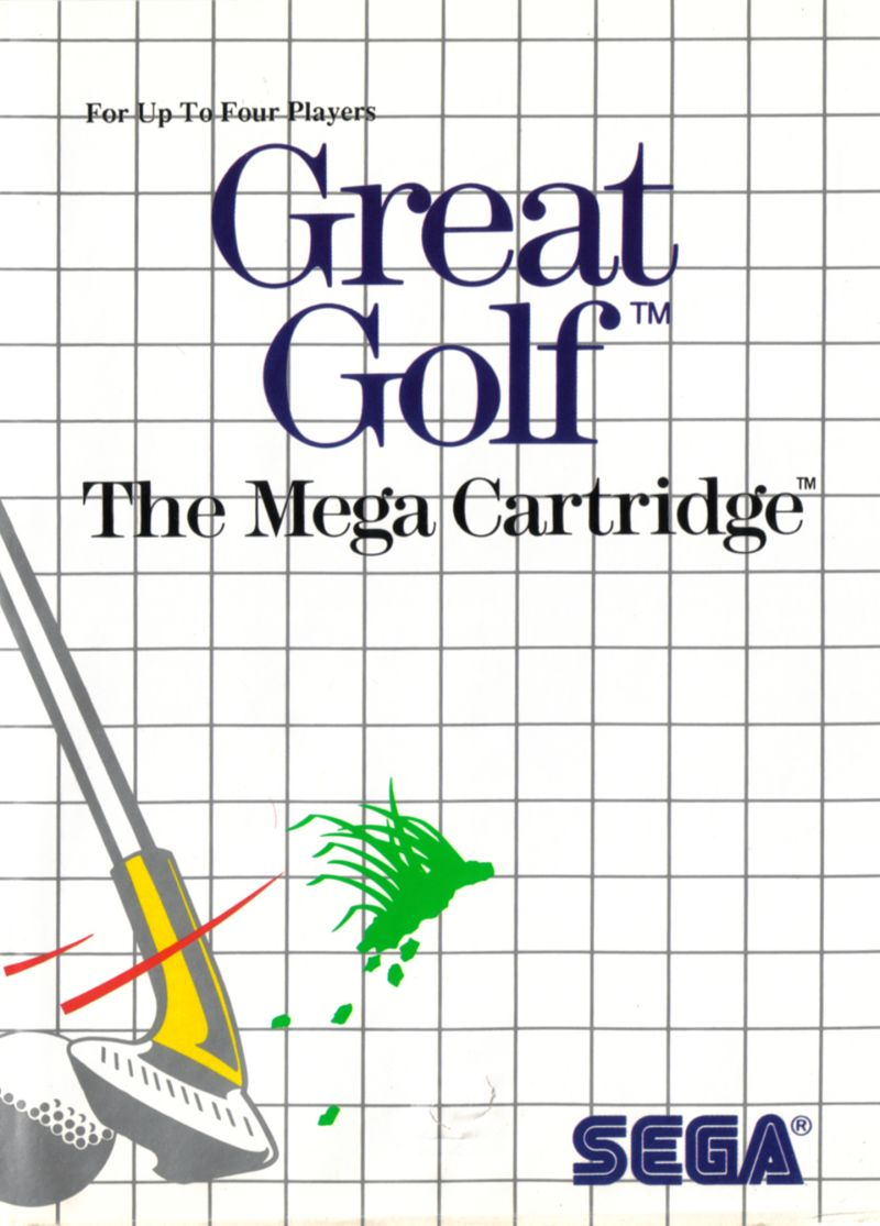 SM: GREAT GOLF (COMPLETE)