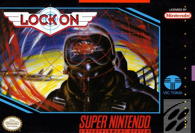 SNES: LOCK ON (GAME)