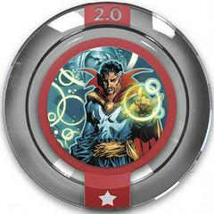 FIG: DISNEY INFINITY 2.0 MARVEL POWER DISC: SORCERER SUPREME (USED)