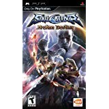 PSP: SOUL CALIBUR: BROKEN DESTINY (GAME)