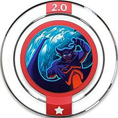 FIG: DISNEY INFINITY 2.0 ORIGINALS WAVE POWER DISC: CHERNABOGS SPIRIT CYCLONE (USED)