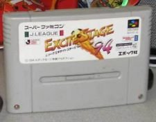 SNES: EXCITE STAGE 94 (FAMICOM) (GAME)
