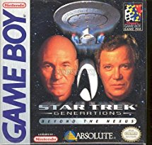 GB: STAR TREK GENERATIONS: BEYOND THE NEXUS (GAME)