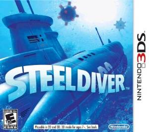 3DS: STEEL DIVER (GAME)