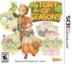 3DS: STORY OF SEASONS (GAME)