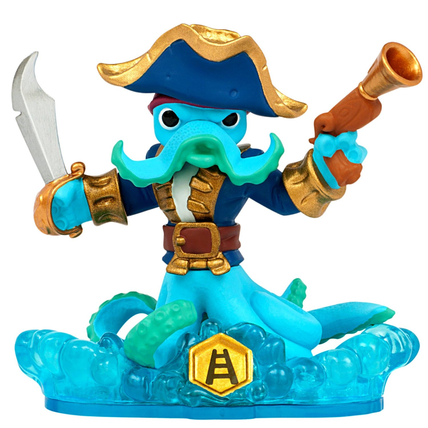 FIG: SWAP FORCE: WASH BUCKLER SKYLANDER (USED)