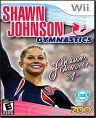 WII: SHAWN JOHNSON GYMNASTICS (COMPLETE)