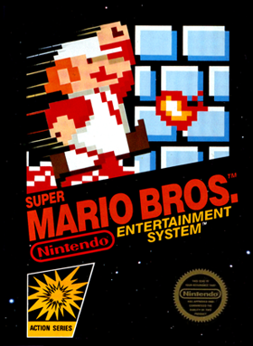 NES: SUPER MARIO BROS (3 SCREW) (GAME)
