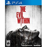 PS4: EVIL WITHIN; THE (COMPLETE)