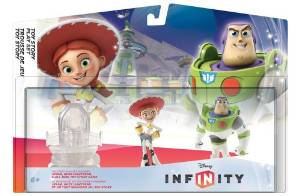 FIG: DISNEY INFINITY 1.0 TOY STORY PLAYSET PACK (USED)