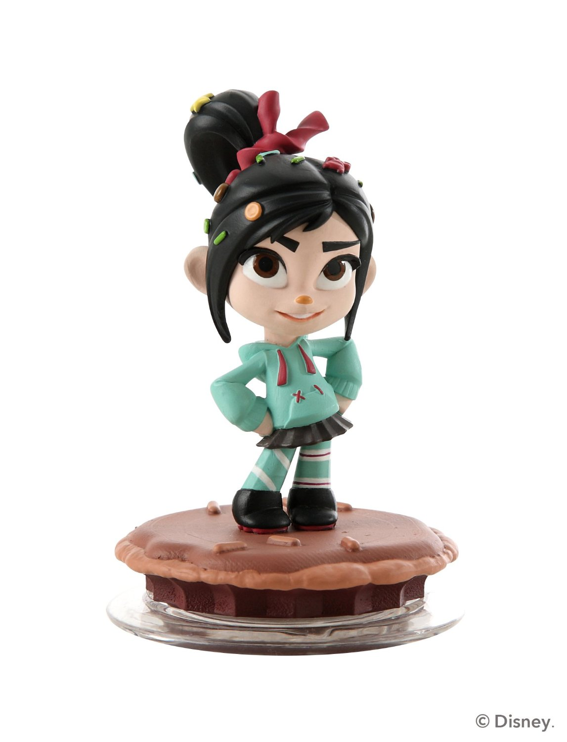 FIG: DISNEY INFINITY 1.0: VANELLOPE (USED)