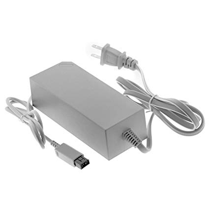 WII: AC ADAPTER / PSU - NINTENDO (USED)