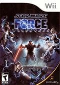 WII: STAR WARS: THE FORCE UNLEASHED (COMPLETE)