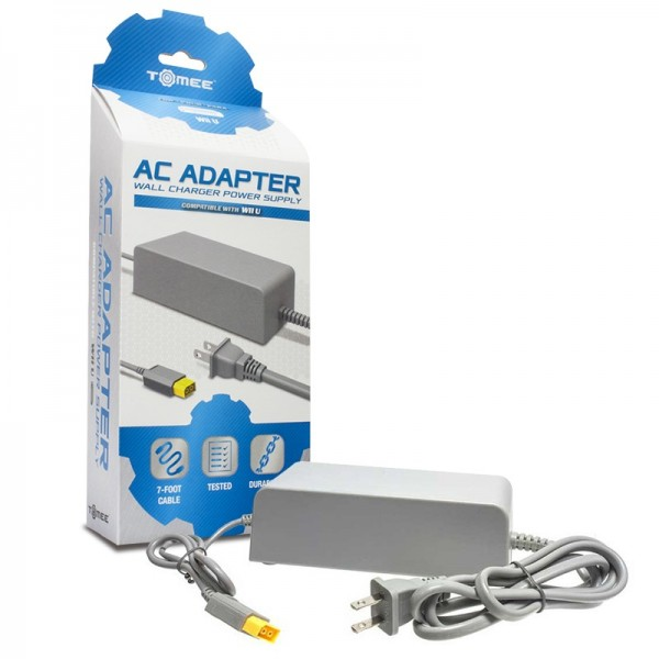 WIIU: AC ADAPTER / PSU - TOMEE - FOR CONSOLE (NEW)