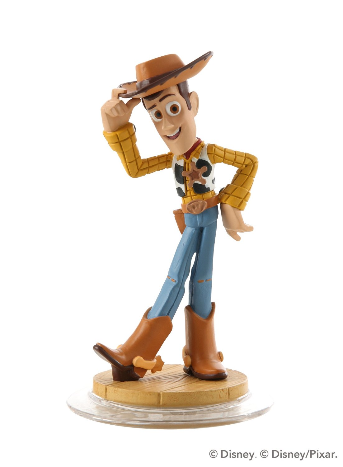 FIG: DISNEY INFINITY 1.0: WOODY (USED)