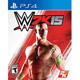 PS4: WWE 2K15 (COMPLETE)