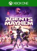 XB1: AGENTS OF MAYHEM (NM) (COMPLETE)