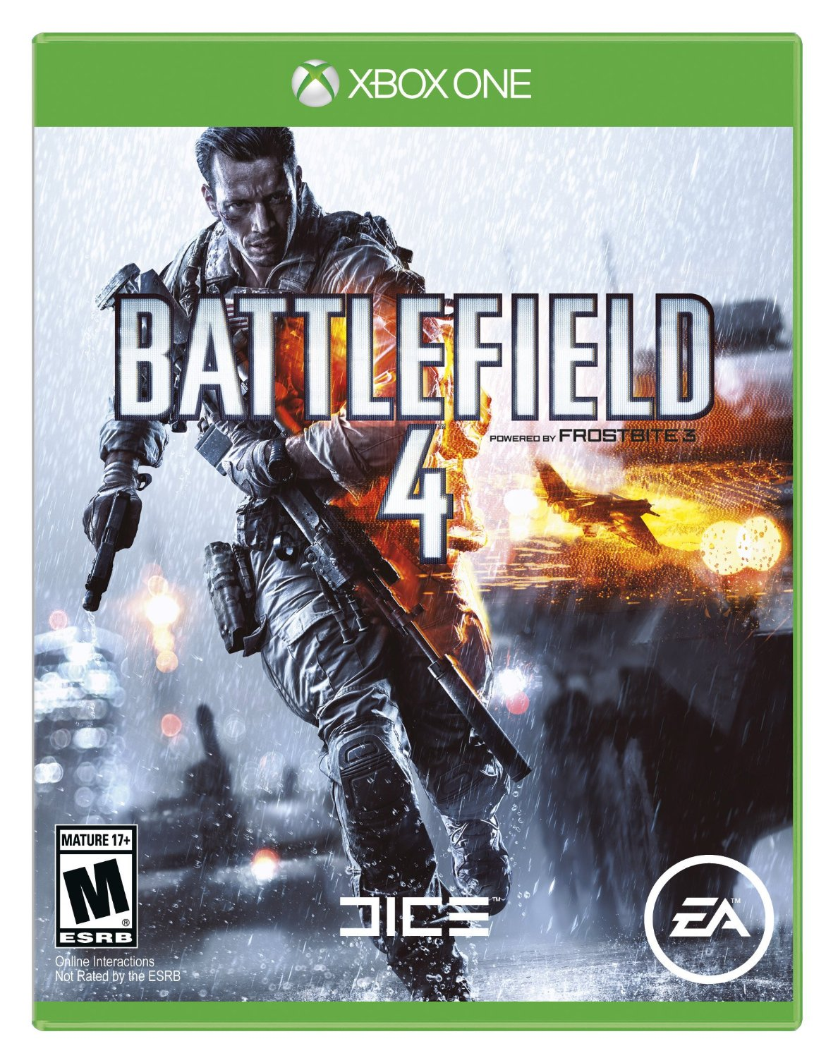 XB1: BATTLEFIELD 4 (NM) (GAME)