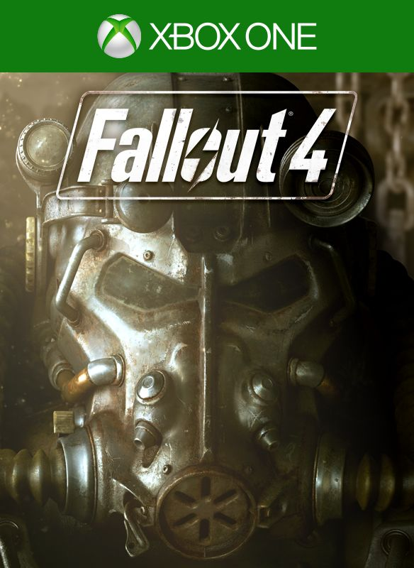 XB1: FALLOUT 4 (NM) (COMPLETE)