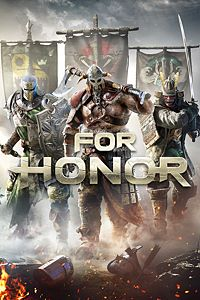 XB1: FOR HONOR (NM) (COMPLETE)