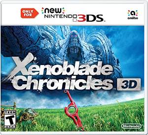3DS: XENOBLADE CHRONICLES 3D (ONLY WORKS ON NEW 3DS) (BOX)