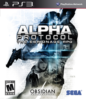 PS3: ALPHA PROTOCOL (COMPLETE)