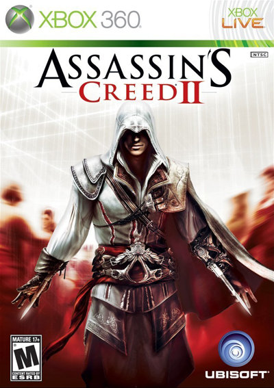 360: ASSASSINS CREED II (COMPLETE)