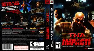 PS3: TNA IMPACT (COMPLETE)