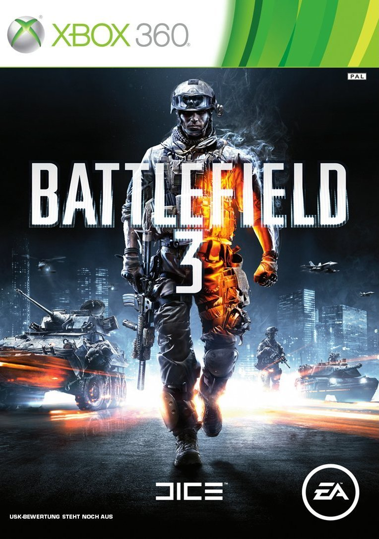 360: BATTLEFIELD 3 (2DISC) (NM) (COMPLETE)