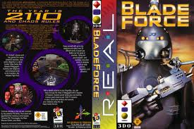 3DO: BLADE FORCE (COMPLETE)
