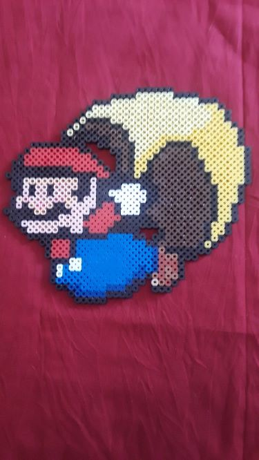 PRL: CAPE MARIO WALL HANGING (NEW)