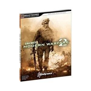GD: CALL OF DUTY: MODERN WARFARE 2 (BRADYGAMES)