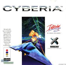 3DO: CYBERIA (IN ORIG. JEWEL CASE) (GAME)