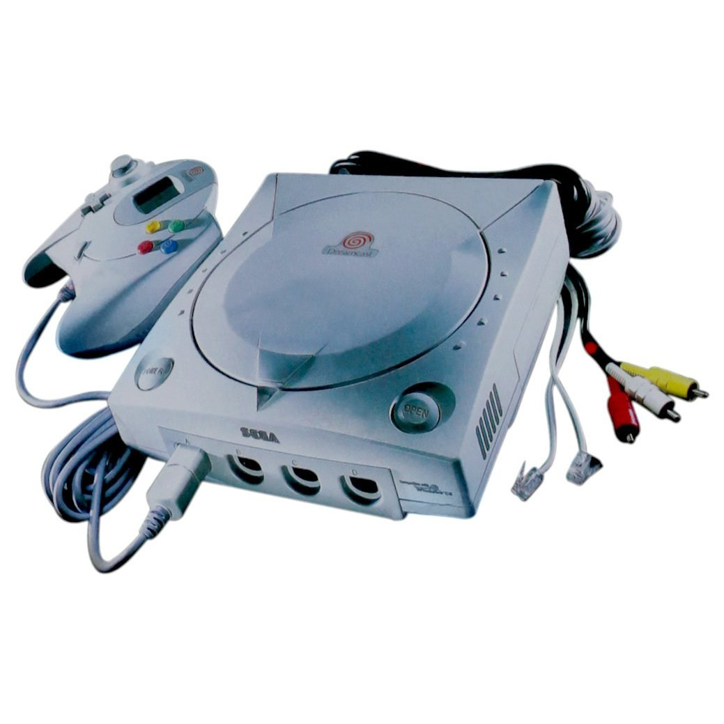 DC: CONSOLE - W/ 1 CTRL; HOOKUPS (COLOR BOXED)