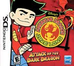 NDS: AMERICAN DRAGON JAKE LONG: ATTACK OF THE DARK DRAGON (DISNEY) (GAME)