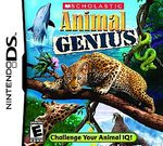 NDS: ANIMAL GENIUS (GAME)