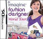NDS: IMAGINE FASHION DESIGNER: WORLD TOUR (COMPLETE)