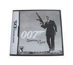 NDS: 007 QUANTUM OF SOLACE (GAME)
