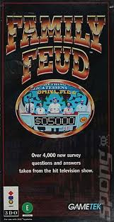 3DO: FAMILY FEUD (COMPLETE)